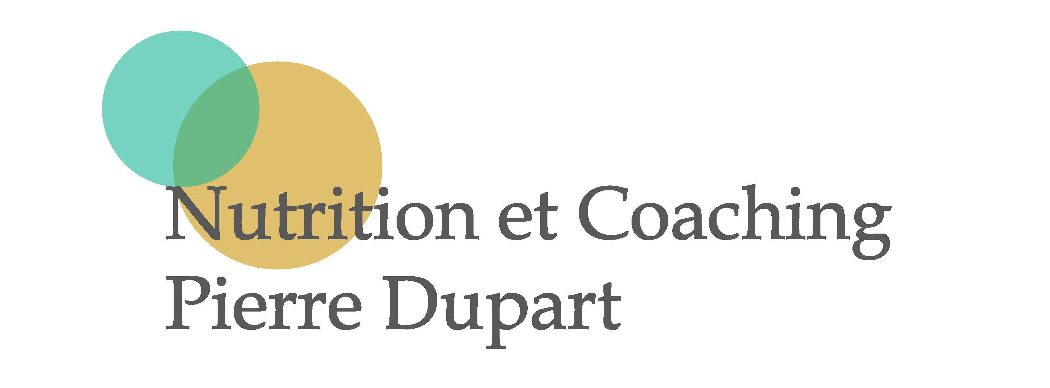Nutrition et Coaching Pierre Dupart